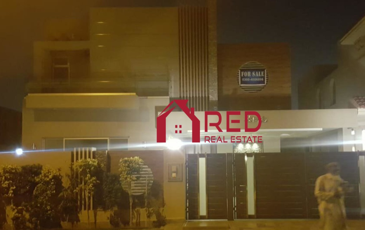 10 Marla house for sale in dha phase 6 - block D, lahore - redrealestate.com.pk