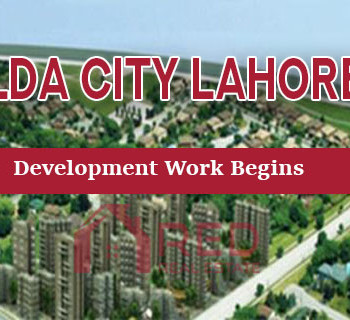 LDA City Lahore Phase 1