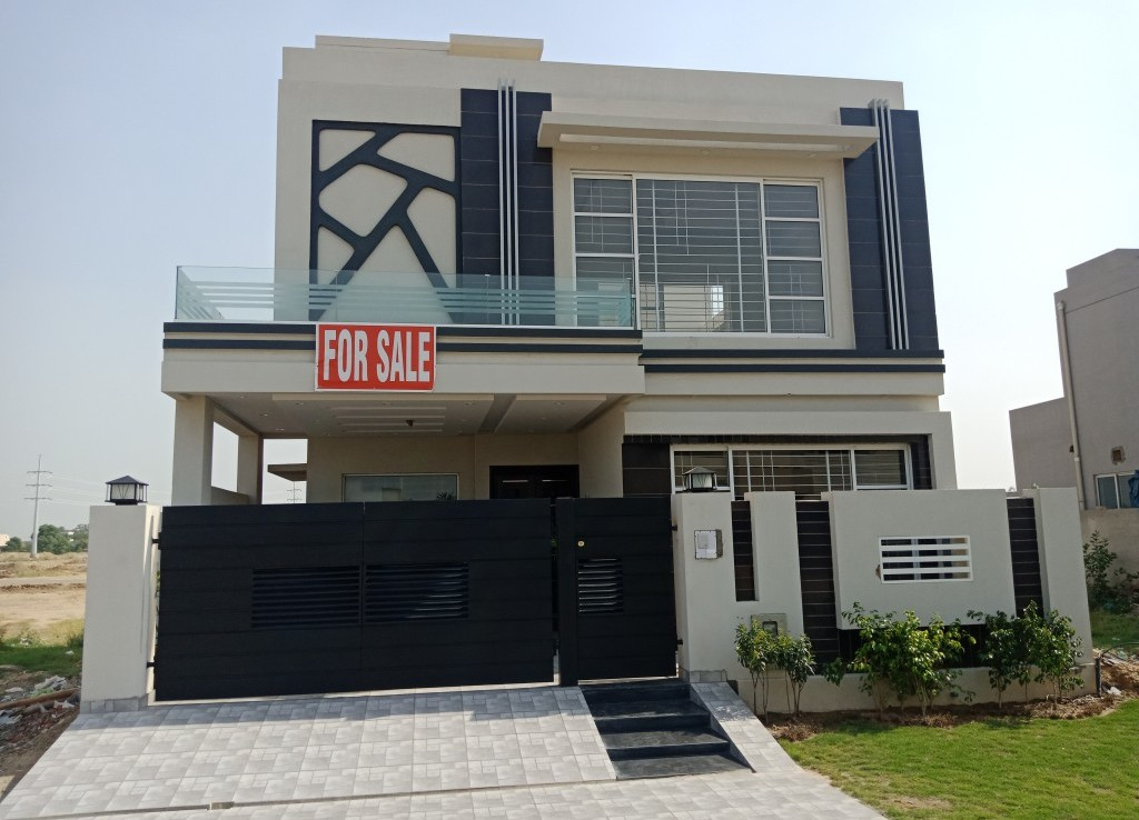 7 Marla house for sale in DHA Phase 6 - Block D