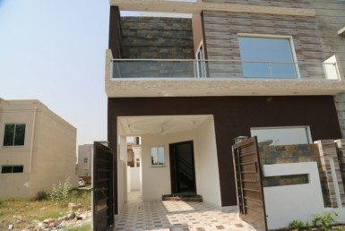5 Marla house for sale in DHA Phase 6 - Block D