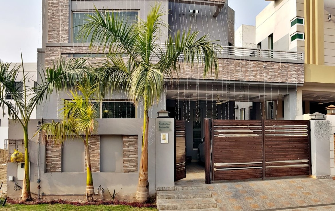 7 Marla house for sale in DHA Phase 6 - Block J