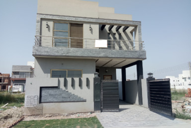 5 Marla house for sale in DHA Rahbar