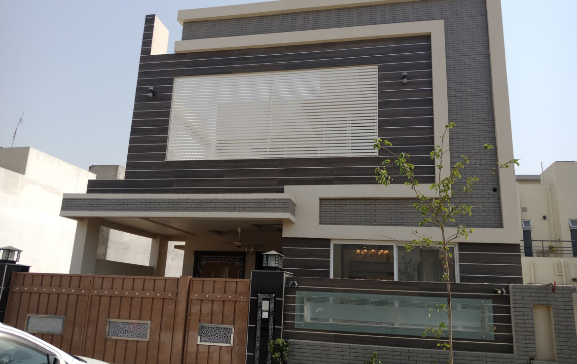 7 Marla house for sale in DHA Phase 6
