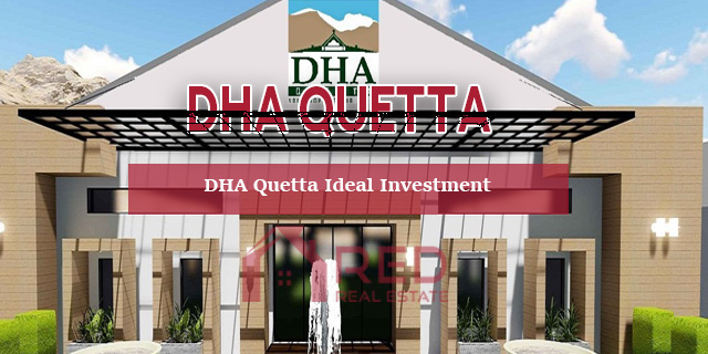 DHA Quetta Smarty City Launch | Installment Plot Prices | Location
