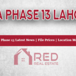DHA Phase 13 Lahore File Prices