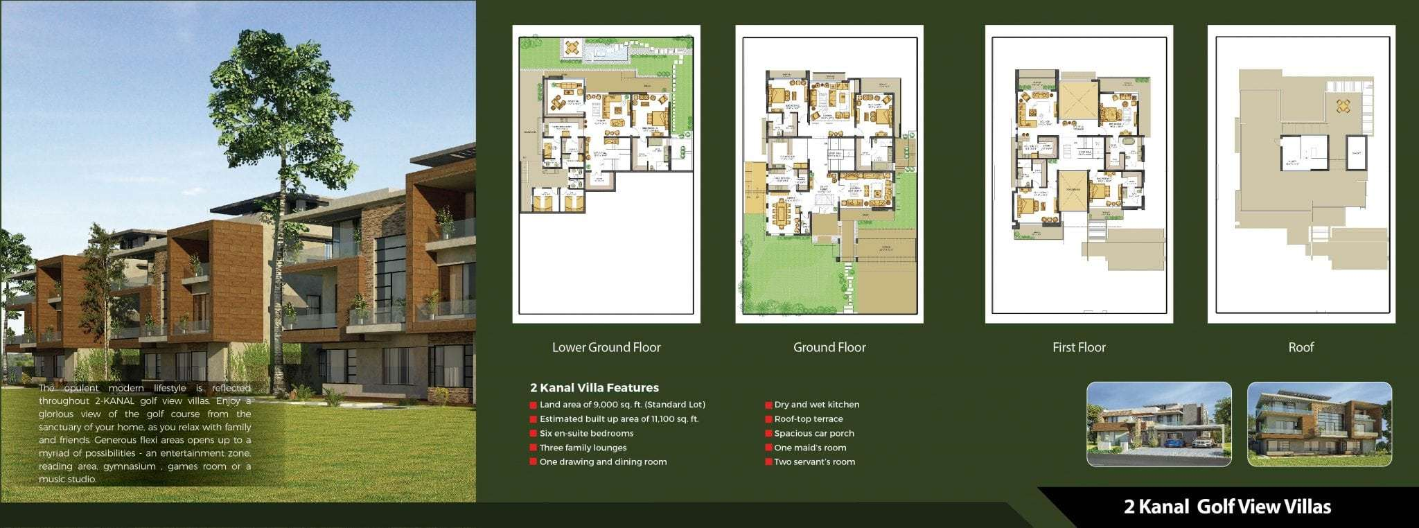 Defence-Raya-2-Kanal-Golf-View-Villas-Layout