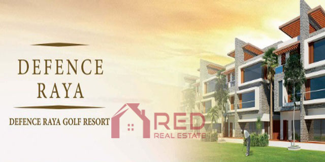 Defence Raya Phase 3 Golf View Resorts Villas