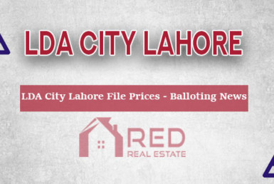 LDA City Lahore Balloting Update