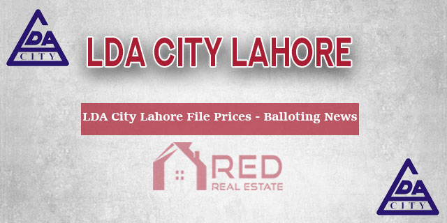 LDA City Lahore File Prices – Location – Balloting News