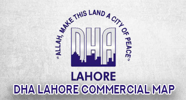 DHA Commercial Maps