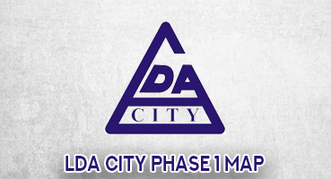 LDA City Phase 1 Map