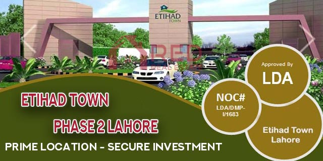 Etihad Town Phase 2 Lahore Project Details | New Booking