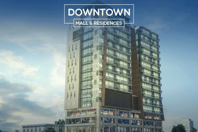 Downtown Mall & Residences Gulberg III Lahore