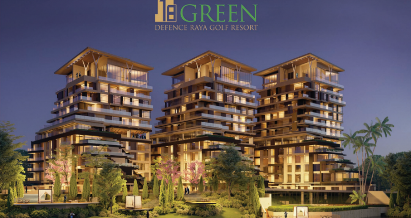18 Green Defence Raya Golf Resort | Layout – Payment Plan