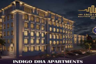 Indigo Boutique Apartments DHA
