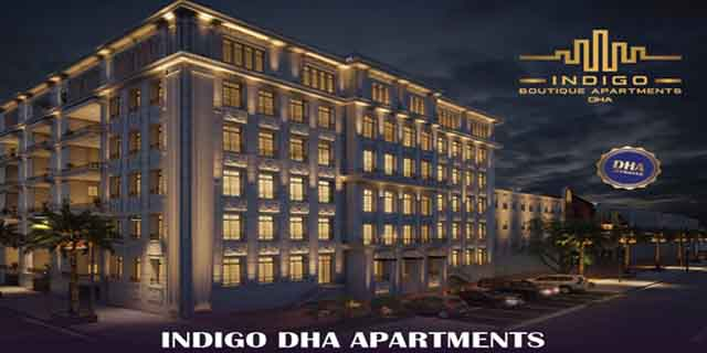 Indigo Boutique Apartments DHA – Phase 8, DHA Lahore
