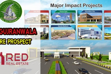 DHA Gurajranwala Future Prospect | Location | Facilites 2020
