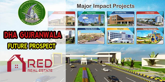 DHA Gujranwala Investment Prospect | Location | Facilities 2020