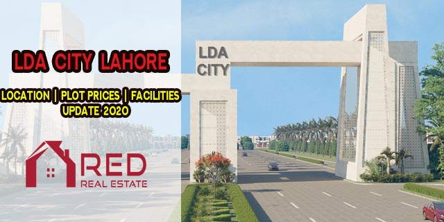 LDA City Lahore Jinnah Sector – Location | Plot Prices | Facilities