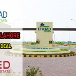 Etihad Town Lahore Phase 2 New Bookings Announced on Installments | 2020