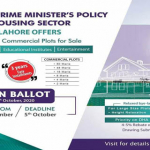 DHA Lahore Installment Plan (Residential and Commercial)  plots – Launching Soon