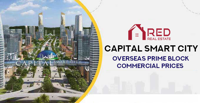 Capital Smart City Overseas Prime Block Commercial – Payment & Booking Details