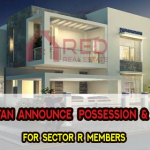 DHA Multan Announce Possession & Incentive for Sector R Members