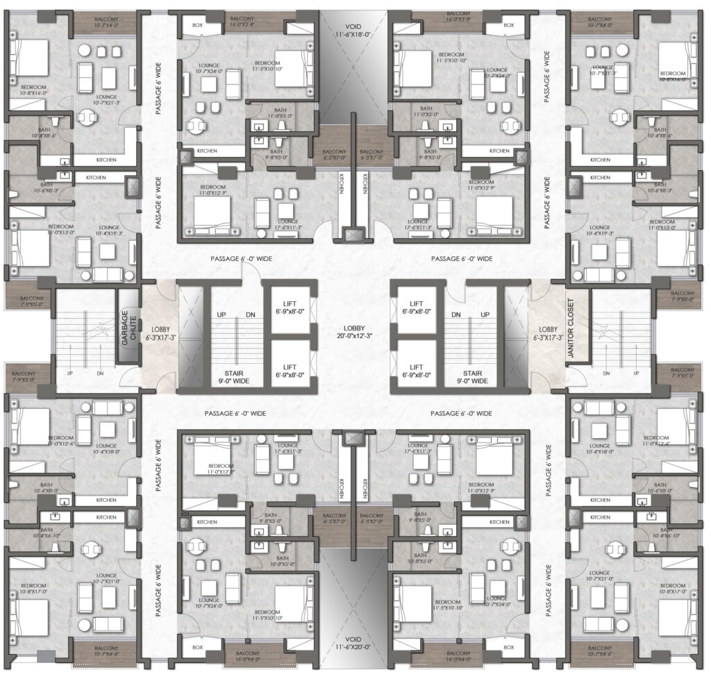 typical_floor_plan_sixty6_apartment